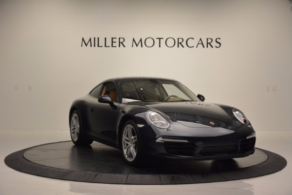 Used 2014 Porsche 911 Carrera for sale Sold at Pagani of Greenwich in Greenwich CT 06830 11