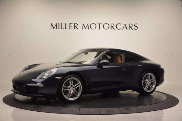 Used 2014 Porsche 911 Carrera for sale Sold at Pagani of Greenwich in Greenwich CT 06830 2