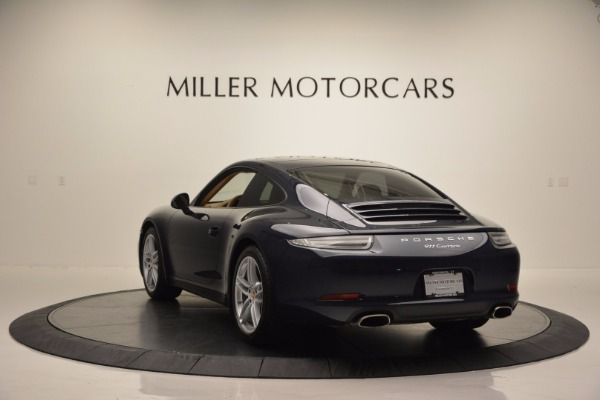 Used 2014 Porsche 911 Carrera for sale Sold at Pagani of Greenwich in Greenwich CT 06830 5