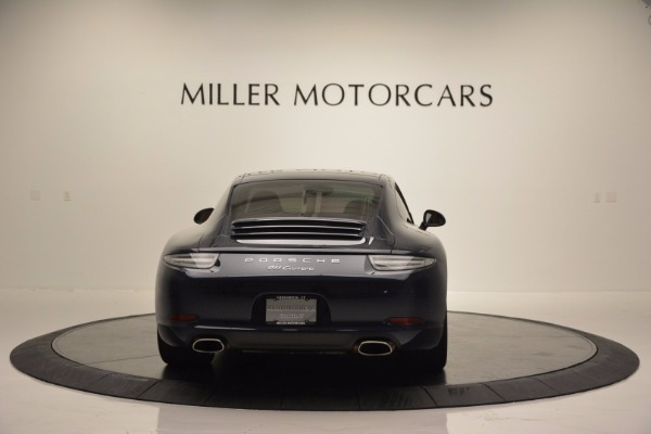 Used 2014 Porsche 911 Carrera for sale Sold at Pagani of Greenwich in Greenwich CT 06830 6