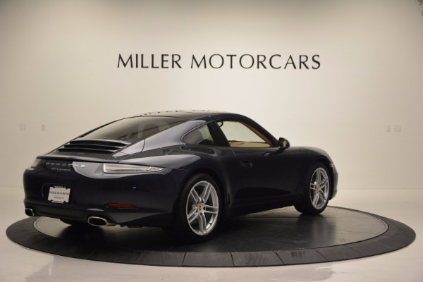 Used 2014 Porsche 911 Carrera for sale Sold at Pagani of Greenwich in Greenwich CT 06830 7