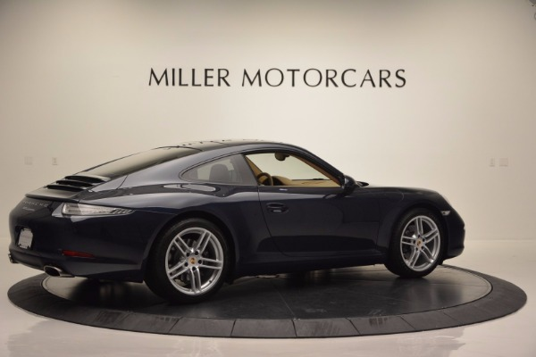 Used 2014 Porsche 911 Carrera for sale Sold at Pagani of Greenwich in Greenwich CT 06830 8