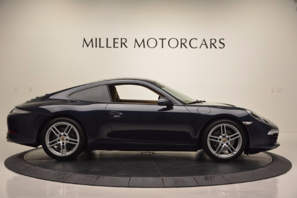 Used 2014 Porsche 911 Carrera for sale Sold at Pagani of Greenwich in Greenwich CT 06830 9