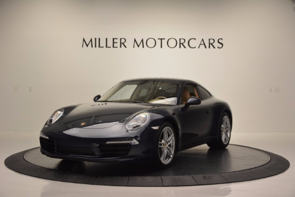 Used 2014 Porsche 911 Carrera for sale Sold at Pagani of Greenwich in Greenwich CT 06830 1