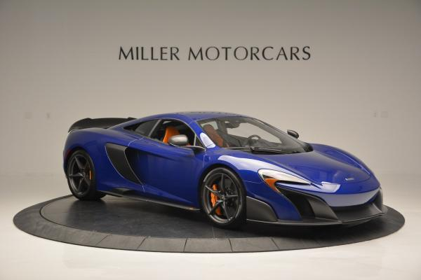 Used 2016 McLaren 675LT Coupe for sale Sold at Pagani of Greenwich in Greenwich CT 06830 10