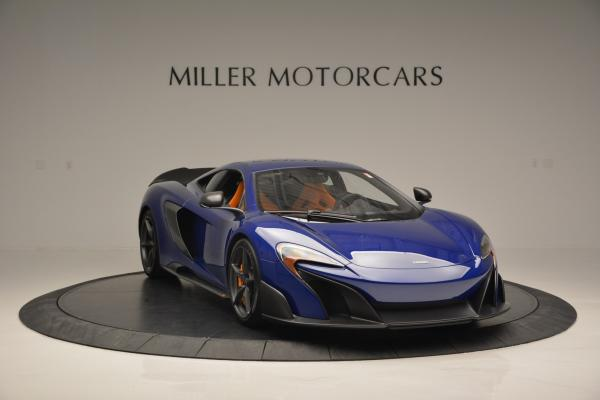 Used 2016 McLaren 675LT Coupe for sale Sold at Pagani of Greenwich in Greenwich CT 06830 11