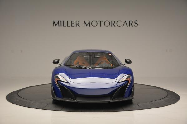 Used 2016 McLaren 675LT Coupe for sale Sold at Pagani of Greenwich in Greenwich CT 06830 12