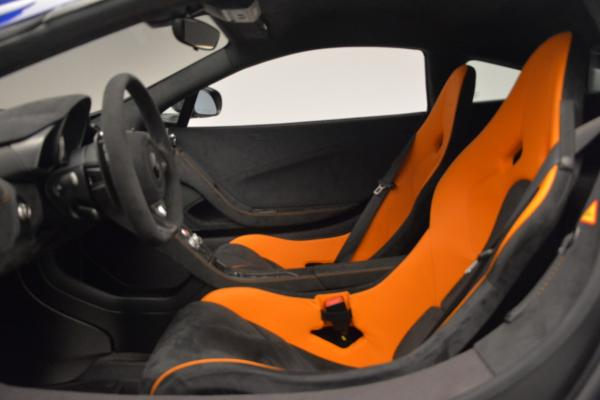 Used 2016 McLaren 675LT Coupe for sale Sold at Pagani of Greenwich in Greenwich CT 06830 15