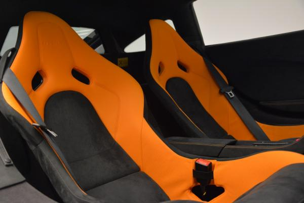 Used 2016 McLaren 675LT Coupe for sale Sold at Pagani of Greenwich in Greenwich CT 06830 19
