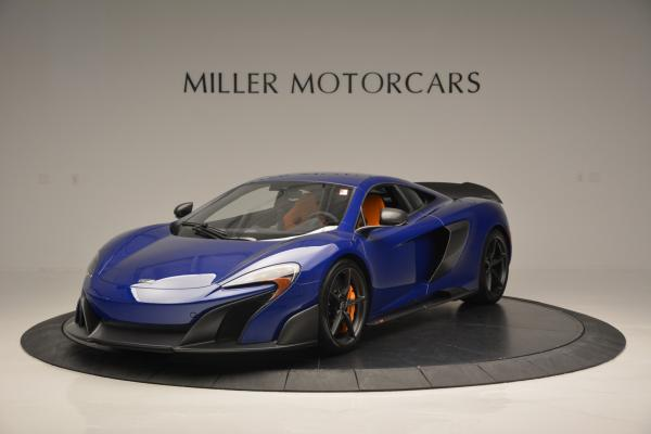 Used 2016 McLaren 675LT Coupe for sale Sold at Pagani of Greenwich in Greenwich CT 06830 2