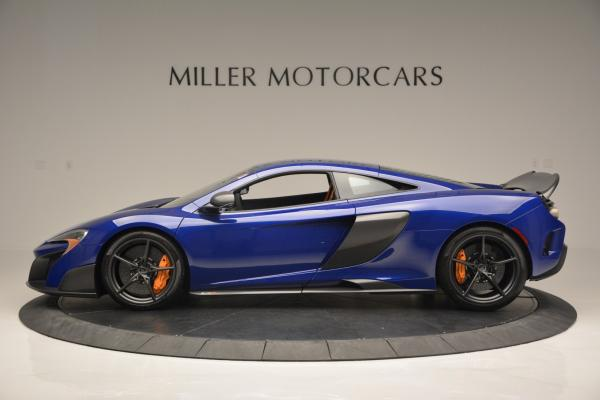 Used 2016 McLaren 675LT Coupe for sale Sold at Pagani of Greenwich in Greenwich CT 06830 3