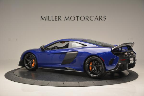 Used 2016 McLaren 675LT Coupe for sale Sold at Pagani of Greenwich in Greenwich CT 06830 4