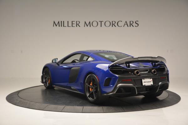 Used 2016 McLaren 675LT Coupe for sale Sold at Pagani of Greenwich in Greenwich CT 06830 5