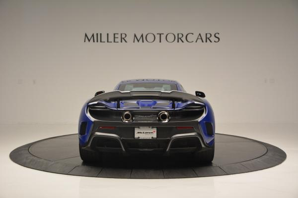 Used 2016 McLaren 675LT Coupe for sale Sold at Pagani of Greenwich in Greenwich CT 06830 6