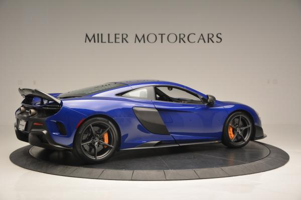 Used 2016 McLaren 675LT Coupe for sale Sold at Pagani of Greenwich in Greenwich CT 06830 8