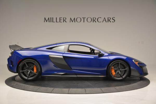 Used 2016 McLaren 675LT Coupe for sale Sold at Pagani of Greenwich in Greenwich CT 06830 9