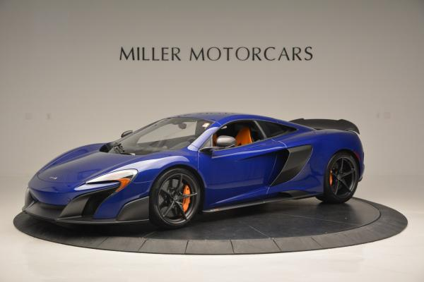 Used 2016 McLaren 675LT Coupe for sale Sold at Pagani of Greenwich in Greenwich CT 06830 1