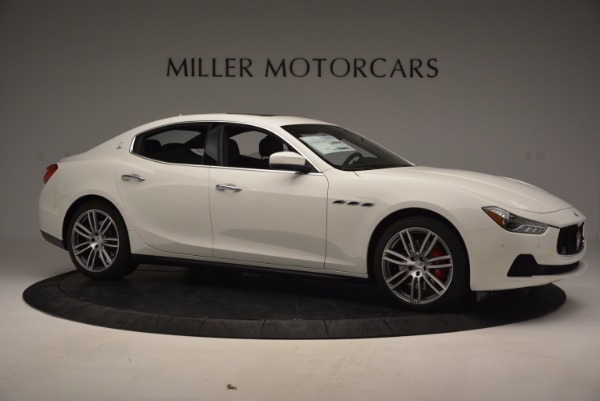 New 2017 Maserati Ghibli for sale Sold at Pagani of Greenwich in Greenwich CT 06830 10