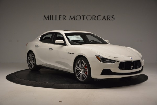 New 2017 Maserati Ghibli for sale Sold at Pagani of Greenwich in Greenwich CT 06830 11