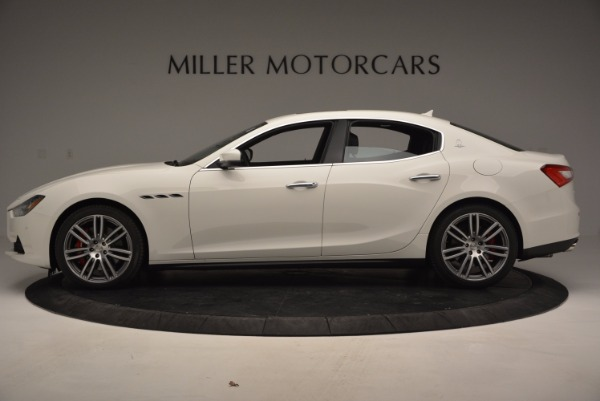 New 2017 Maserati Ghibli for sale Sold at Pagani of Greenwich in Greenwich CT 06830 3