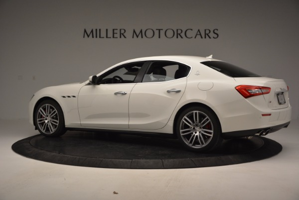 New 2017 Maserati Ghibli for sale Sold at Pagani of Greenwich in Greenwich CT 06830 4