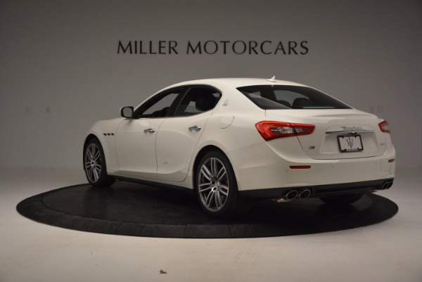 New 2017 Maserati Ghibli for sale Sold at Pagani of Greenwich in Greenwich CT 06830 5