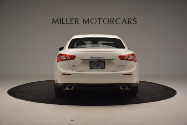 New 2017 Maserati Ghibli for sale Sold at Pagani of Greenwich in Greenwich CT 06830 6