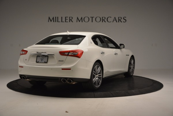 New 2017 Maserati Ghibli for sale Sold at Pagani of Greenwich in Greenwich CT 06830 7