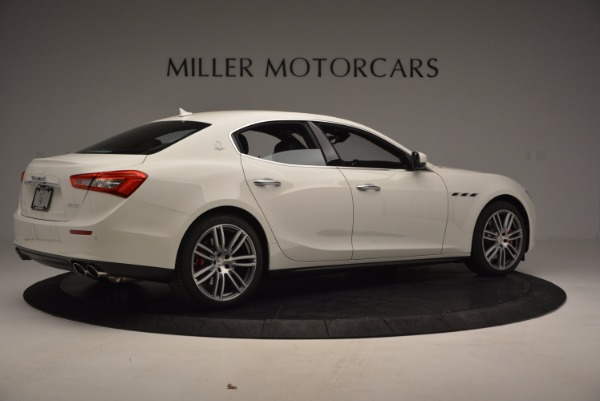 New 2017 Maserati Ghibli for sale Sold at Pagani of Greenwich in Greenwich CT 06830 8