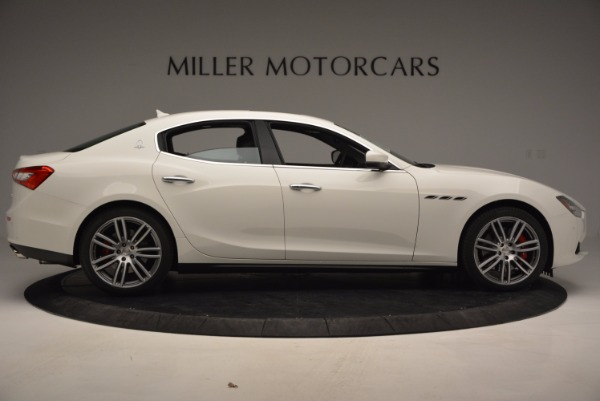 New 2017 Maserati Ghibli for sale Sold at Pagani of Greenwich in Greenwich CT 06830 9