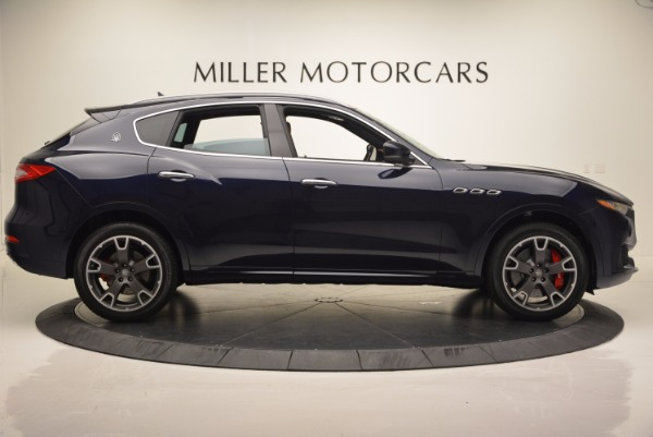 Used 2017 Maserati Levante S for sale Sold at Pagani of Greenwich in Greenwich CT 06830 10