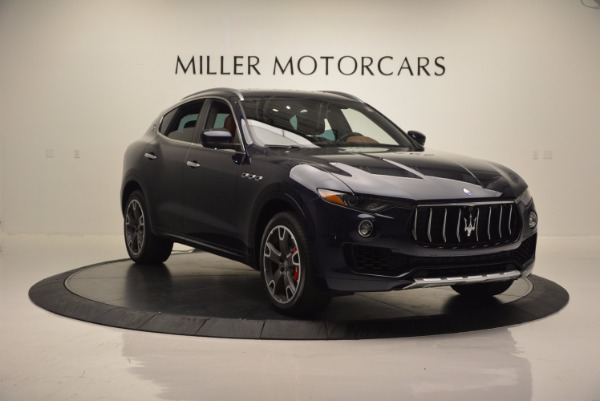 Used 2017 Maserati Levante S for sale Sold at Pagani of Greenwich in Greenwich CT 06830 12