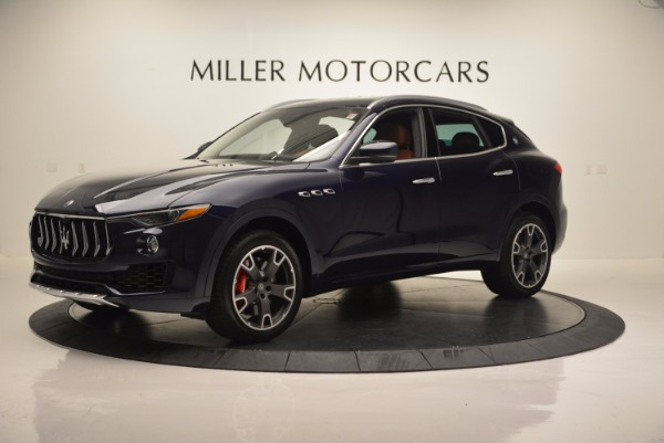 Used 2017 Maserati Levante S for sale Sold at Pagani of Greenwich in Greenwich CT 06830 2