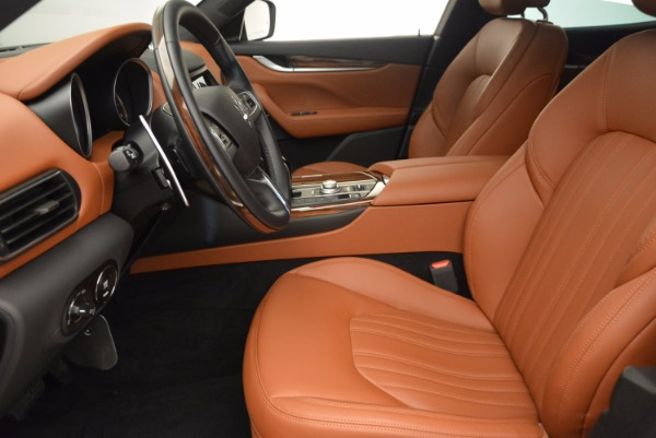 Used 2017 Maserati Levante S for sale Sold at Pagani of Greenwich in Greenwich CT 06830 20