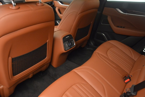 Used 2017 Maserati Levante S for sale Sold at Pagani of Greenwich in Greenwich CT 06830 23