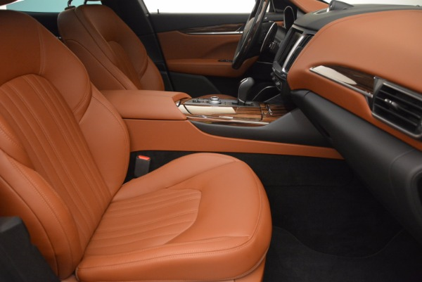Used 2017 Maserati Levante S for sale Sold at Pagani of Greenwich in Greenwich CT 06830 27