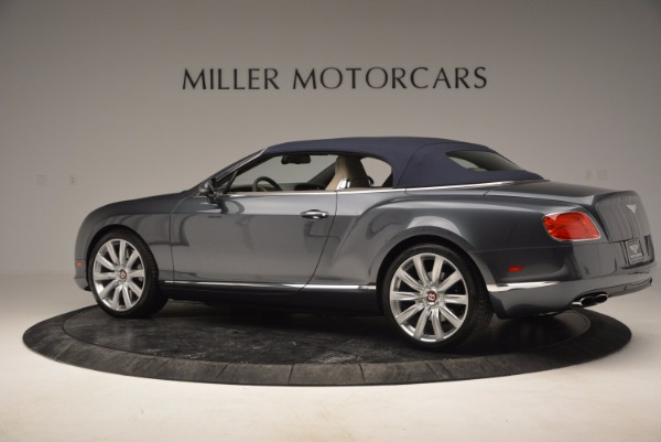 Used 2014 Bentley Continental GT V8 for sale Sold at Pagani of Greenwich in Greenwich CT 06830 16