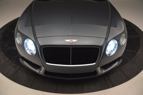 Used 2014 Bentley Continental GT V8 for sale Sold at Pagani of Greenwich in Greenwich CT 06830 26