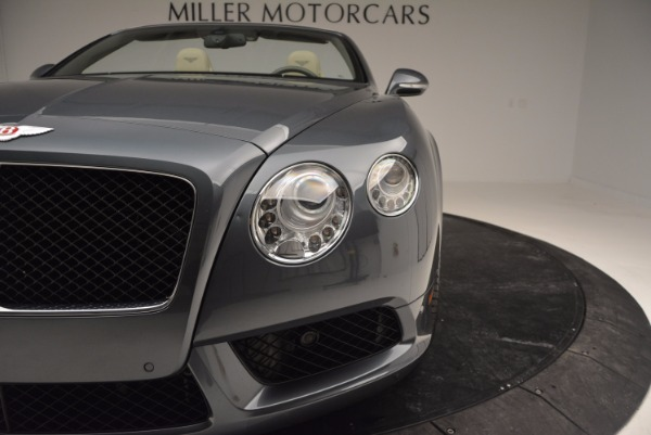 Used 2014 Bentley Continental GT V8 for sale Sold at Pagani of Greenwich in Greenwich CT 06830 27
