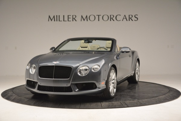 Used 2014 Bentley Continental GT V8 for sale Sold at Pagani of Greenwich in Greenwich CT 06830 1