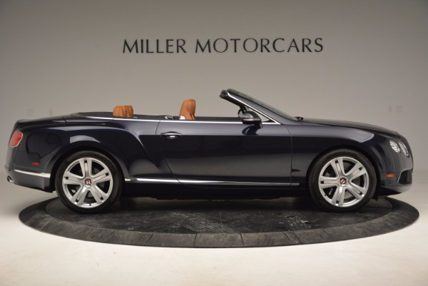 Used 2014 Bentley Continental GT V8 for sale Sold at Pagani of Greenwich in Greenwich CT 06830 9