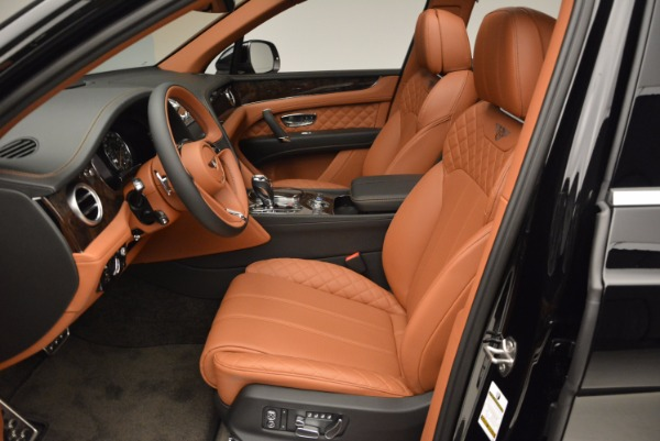 New 2017 Bentley Bentayga for sale Sold at Pagani of Greenwich in Greenwich CT 06830 26