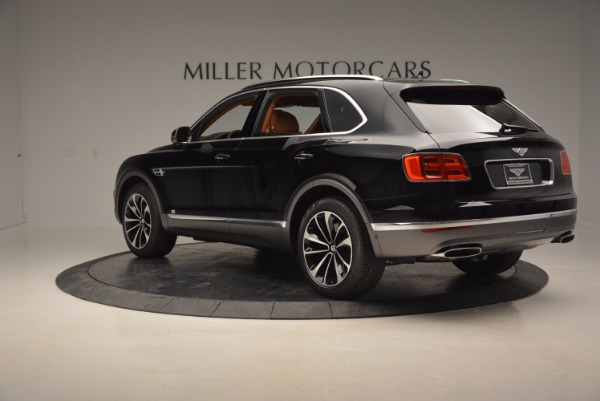 New 2017 Bentley Bentayga for sale Sold at Pagani of Greenwich in Greenwich CT 06830 5