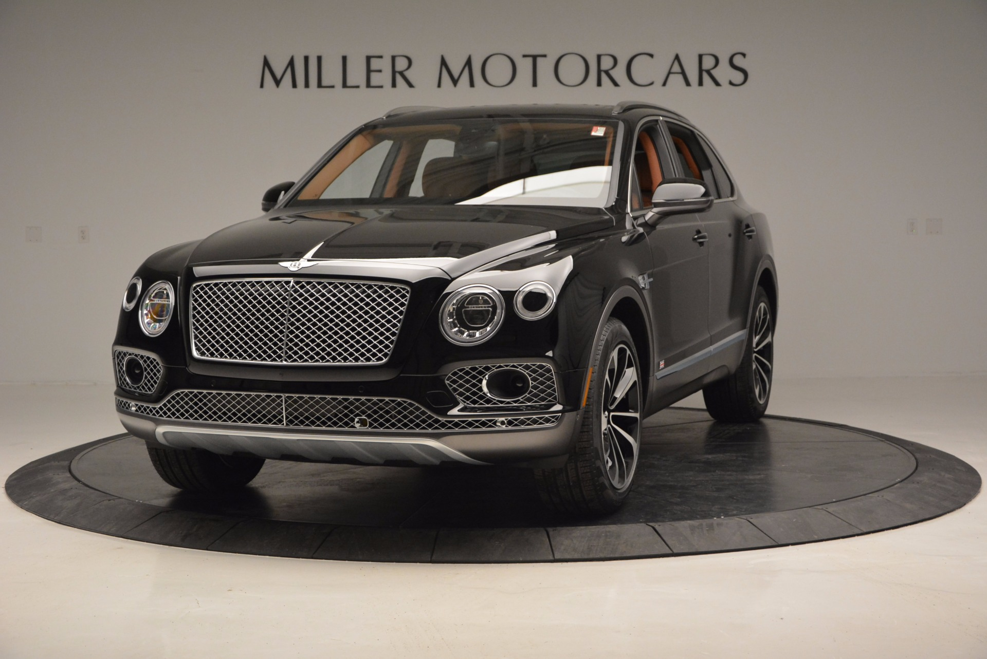 New 2017 Bentley Bentayga for sale Sold at Pagani of Greenwich in Greenwich CT 06830 1