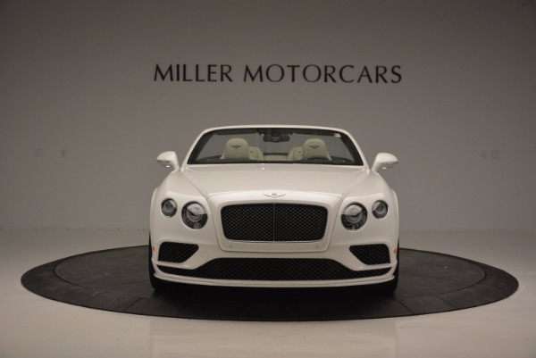 New 2017 Bentley Continental GT Speed Convertible for sale Sold at Pagani of Greenwich in Greenwich CT 06830 12