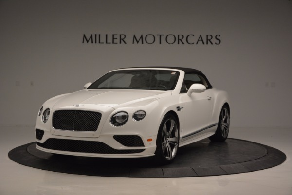 New 2017 Bentley Continental GT Speed Convertible for sale Sold at Pagani of Greenwich in Greenwich CT 06830 13