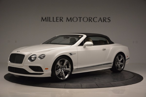 New 2017 Bentley Continental GT Speed Convertible for sale Sold at Pagani of Greenwich in Greenwich CT 06830 14