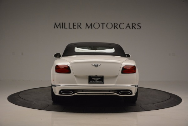 New 2017 Bentley Continental GT Speed Convertible for sale Sold at Pagani of Greenwich in Greenwich CT 06830 18