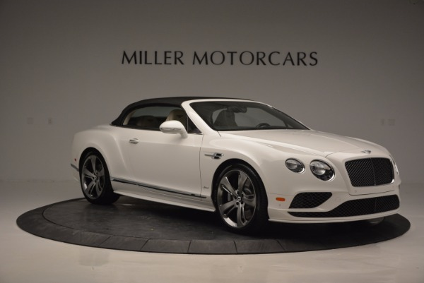 New 2017 Bentley Continental GT Speed Convertible for sale Sold at Pagani of Greenwich in Greenwich CT 06830 23