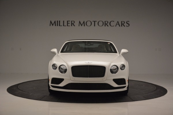 New 2017 Bentley Continental GT Speed Convertible for sale Sold at Pagani of Greenwich in Greenwich CT 06830 24
